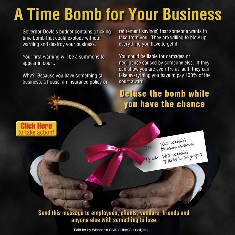 A Time Bomb for your Business